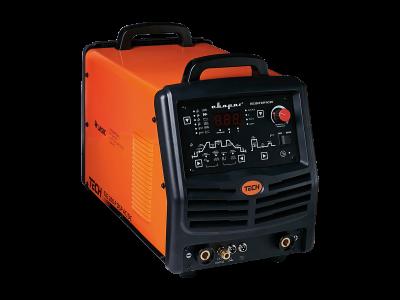 Установка для аргонодуговой сварки TECH TIG 200 P DSP  AC/DC (E104)