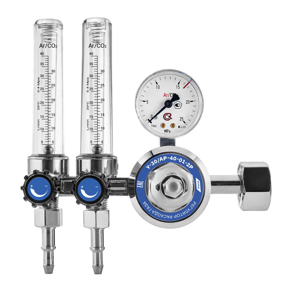 Регулятор расхода газа У30/АР40-01-2Р
