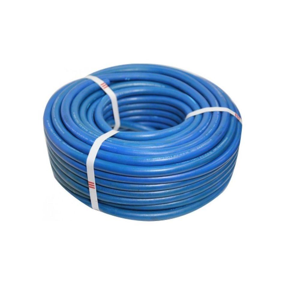 Рукав кислородный ф9мм (синий) бухта 50м