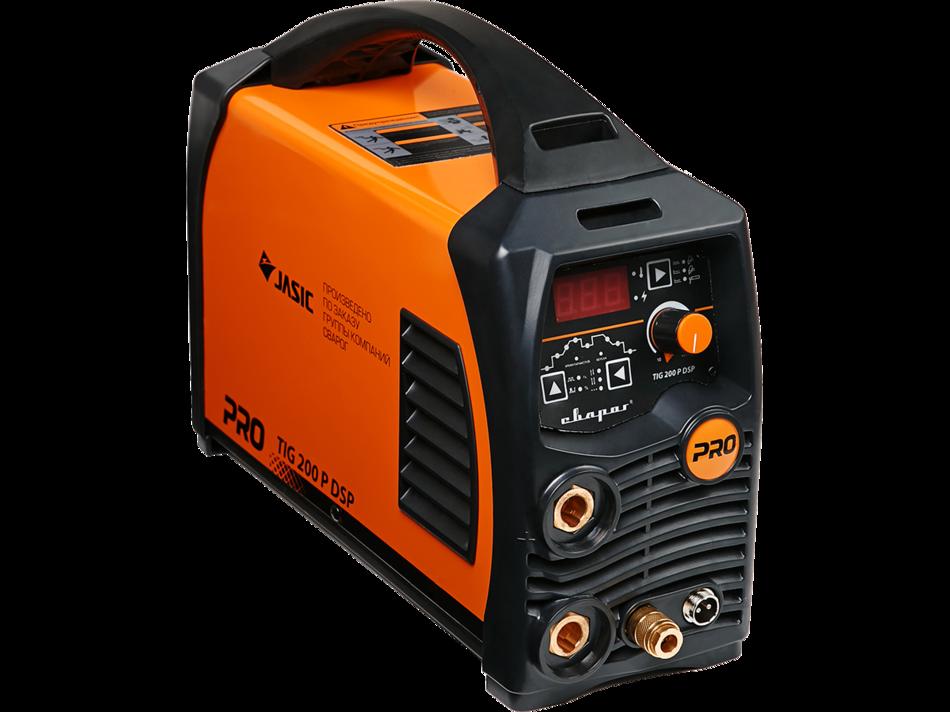 Установка аргонодуговой сварки PRO TIG 200 P DSP (W212)