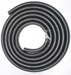 Рукав бензостойкий ф9мм черный